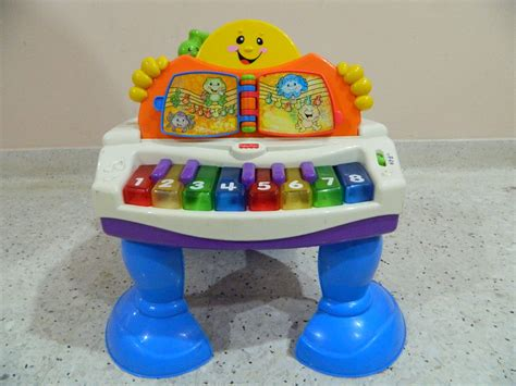 Fisher Price Piano save on toys fisher price interactive baby grand piano