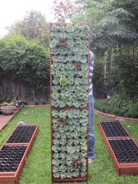 Vertical Gardens Construction 17 Best Images About Vertical Garden Ideas On