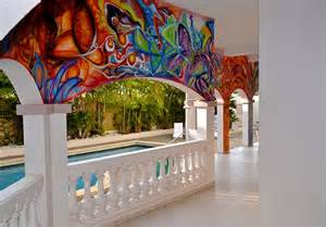 Graffiti Art Home Decor by 10 Amazing Decorating Ideas For Home With Graffiti