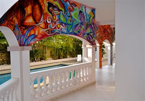 Graffiti Art Home Decor | 10 amazing decorating ideas for home with graffiti