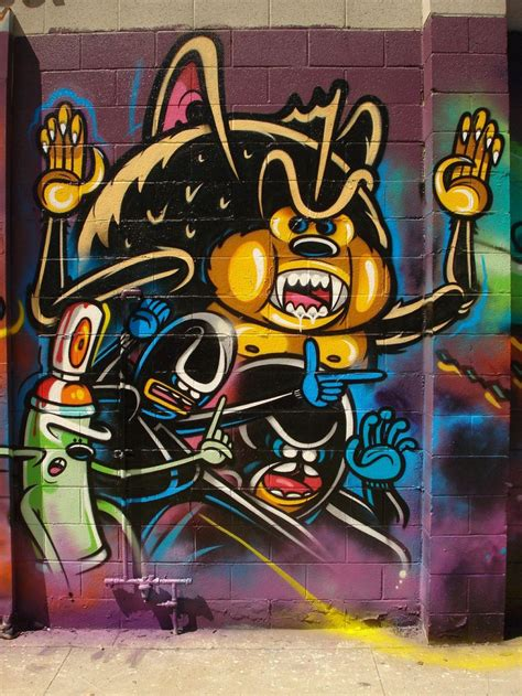 street art  graffiti  los angeles