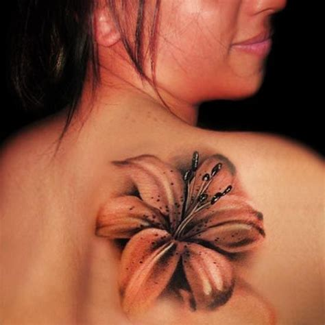 tattoo flower lily 14 amazing lily tattoo designs with pictures styles at life