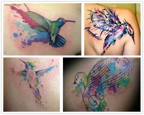 aqua bird tattoos and photo ideas page 2