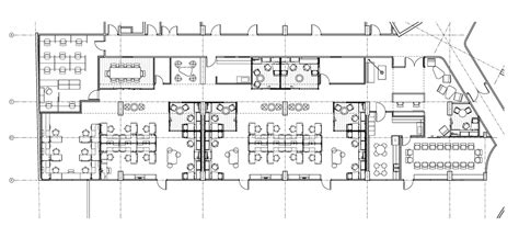 executive office floor plans aqua hospitality corporate offices ethan levine archinect