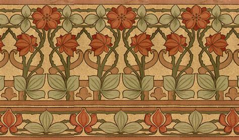 arts crafts revival wallpaper  paint products