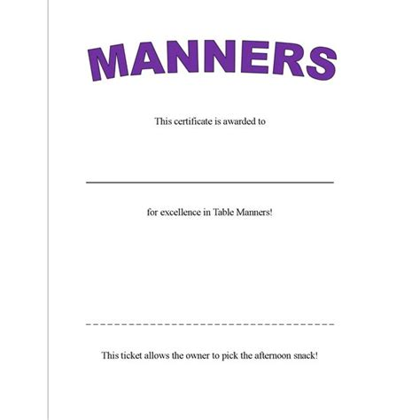 Table Manners Worksheet by Table Manners Worksheet For Image Search Results