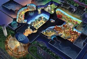 Abu Dhabi Theme Park Batman Superman Bugs Bunny Et Tom Jerry 224 Abu Dhabi
