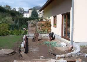 terrasse bauen unterbau terrasse selber bauen unterbau terrassen nicht zu klein