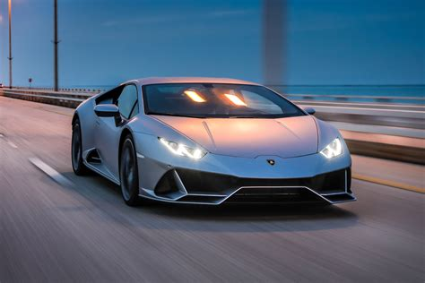 lamborghini huracan evo review mid engined supercar