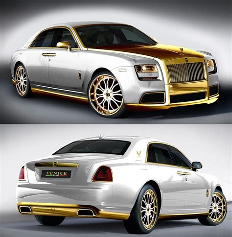 roll royce fenice fenice rolls royce ghost 24k gold bentley rolls