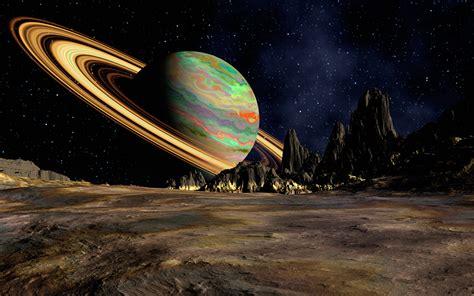 fondos de pantalla planetas anillo planetario  graficos
