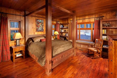 Cabin Interiors by Log Cabin Interiors For The Most Comfortable Log Cabin At Home Homestylediary