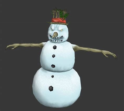 How To Make A 3d Snowman Out Of Paper - design a 3d photoshop snowman in 6 steps creative bloq