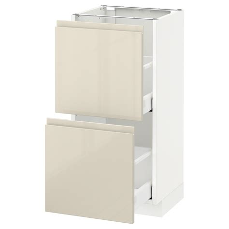 metod maximera base cabinet with 2 drawers white grevsta metod maximera base cabinet with 2 drawers white voxtorp