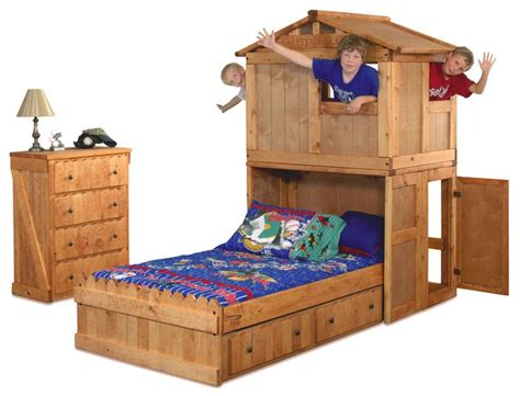 Clubhouse Bed by