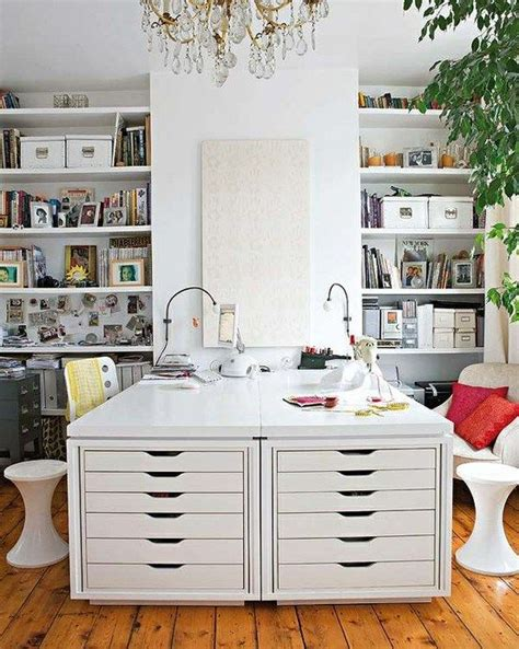 craft room ideas ikea one can sewing room ideas