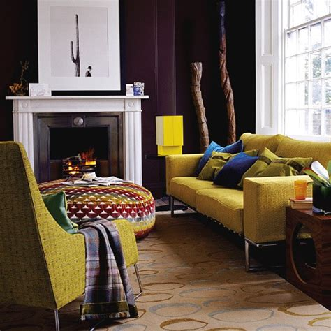 Mustard And Living Room by New Home Interior Design Modern Living Room Collection 6