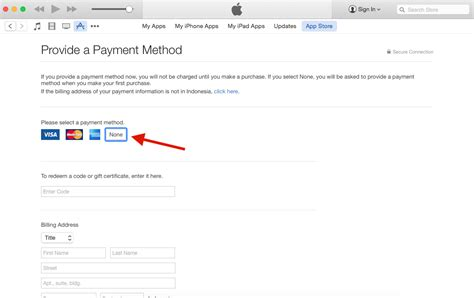 how to make a apple account without a credit card how to create free apple id without a credit card
