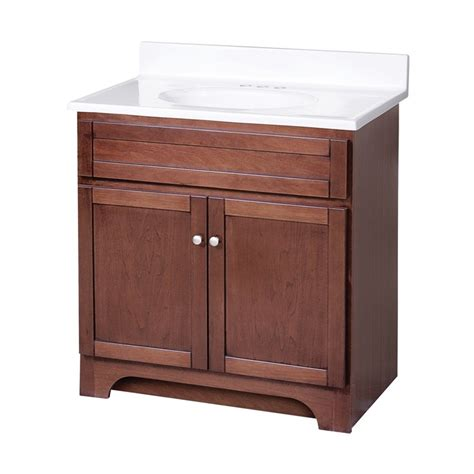 Bathroom Vanities Combo Columbia 30 Inch Bath Vanity Combo