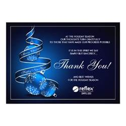 business thank you cards with company logo zazzle
