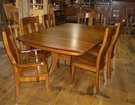 Furniture Galveston by Jake S Amish Furniture Galveston Table With Chairs
