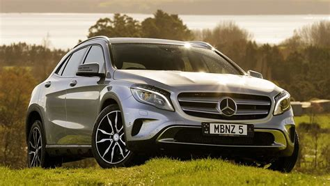 Mercedes Benz GLA250 2014 Review   CarsGuide