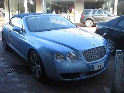 baby blue bentley bachelorette baby blue bentley continental gtc youtube
