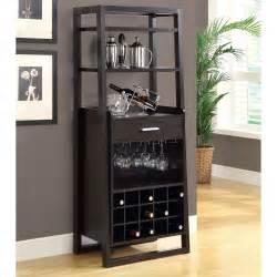 Bar Cabinet Toronto Monarch Specialties I 2 Ladder Style Home Bar Lowe S Canada