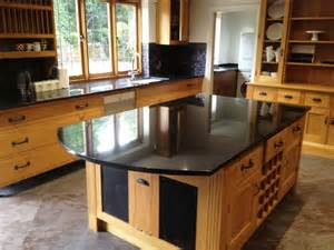 Black Granite Worktop Kitchen Worktops Kitchen Worktops