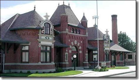 na idaho depot this is a museum now has
