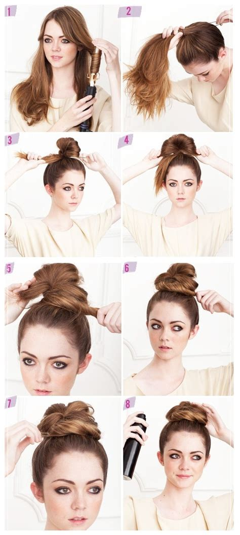 20 Clever And Interesting Tutorials For Your Hairstyle | 20 clever and interesting tutorials for your hairstyle