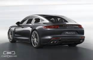 Porsche Cars Porsche Panamera Turbo Launching On March 22 Cardekho