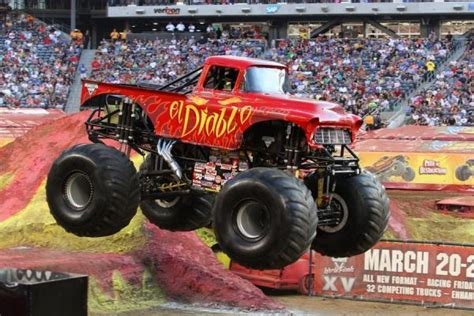 monster truck show los angeles los angeles kids weekend events jan 9 11