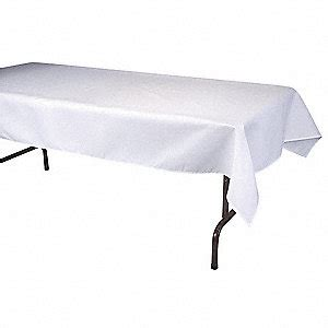 can you put a rectangle tablecloth on a table 96 quot x 52 quot rectangle visa 169 tablecloth white pk1