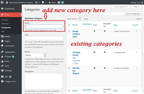 New Posts By Category by How To Add Categories To Posts
