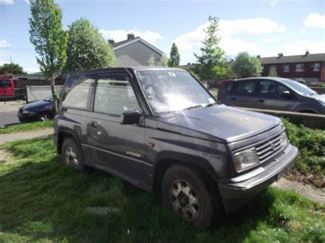 Suzuki Vitara Motor For Sale Suzuki Vitara For Sale For Sale In Dublin From Liam1965