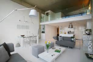 loft layout contemporary luxury london loft digsdigs