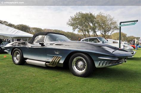 Chevrolet Mako Shark by Chevy Mako Shark 1961 Chevrolet Corvette Mako Shark I Xp