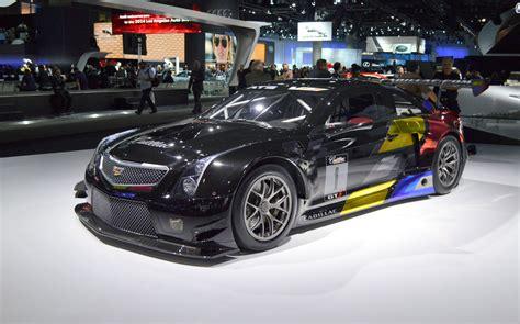 cadillac introduces ats vr race car racingjunk news