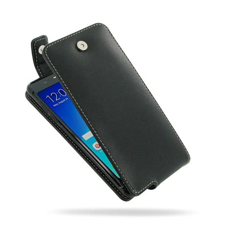 Flip Cover Samsung Galaxy Note 7 Fe Casing samsung galaxy note fe leather flip top wallet pdair pouch