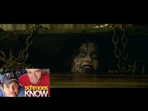 evil dead film youtube evil dead 2013 movie review schmoes know youtube