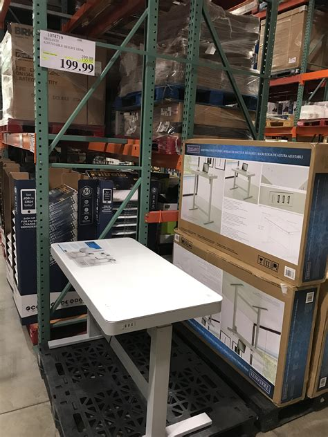 tresanti adjustable height desk costco tresanti sit stand desk costco 28 images tresanti