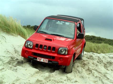 Suzuki Jimny Fuel Consumption Suzuki Jimny Technical Specifications And Fuel Economy