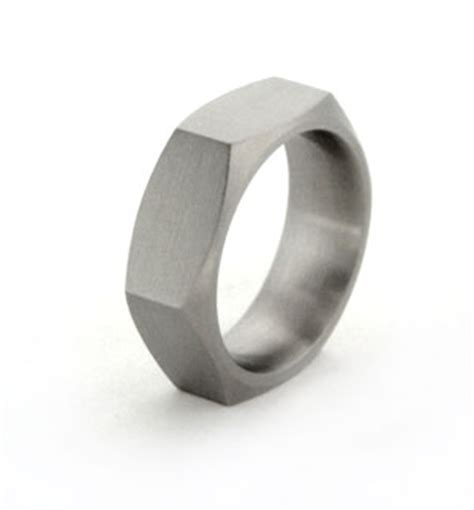 Custom Titanium Rings & Wedding Bands   TitaniumStyle.com
