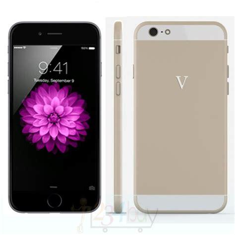 Hp V Iphone I6 vphone i6 el primer clon iphone 6 en salir al mercado