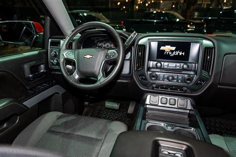 Chevrolet Silverado Interior 2017 Chevy Z71 Ltz Interior Related Keywords Amp Suggestions
