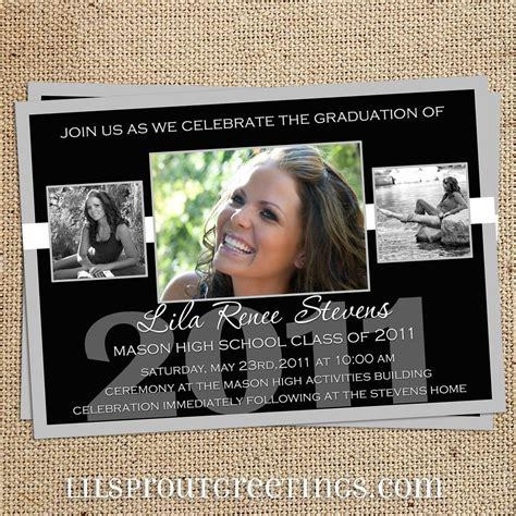 graduation party invitation ideas theruntime com