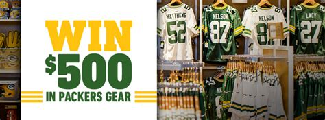 Packers Giveaways - giveaway 500 packers pro shop gift card pintereste giveaway