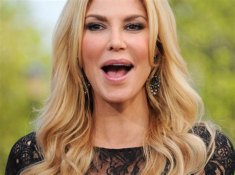 brandy real housewives new hair brandi glanville in hot water over racist quot real housewives