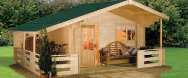 Small Cottage Kits by Hgc Log Cabin Kits